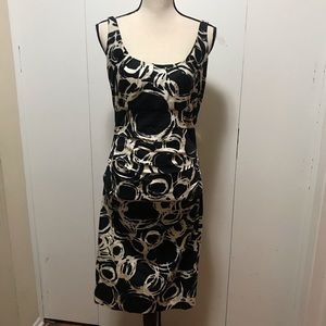Suzi Chin For Maggy Boutique Sleeveless Dress 6